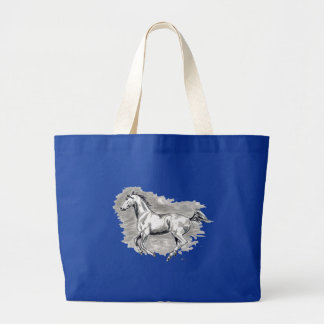 Flying Large Tote Bag
