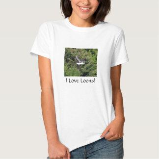 Flying Loon Shirts