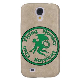 Flying Monkey Drinking Club Samsung Galaxy S4 Covers