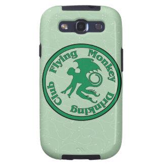Flying Monkey Drinking Club Samsung Galaxy SIII Covers