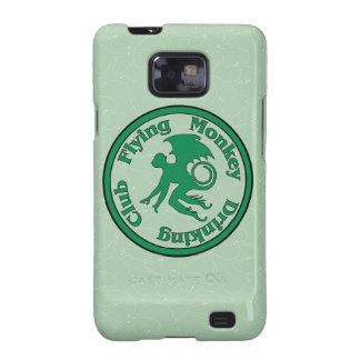 Flying Monkey Drinking Club Samsung Galaxy Covers