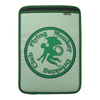 Flying Monkey Drinking Club Sleeves For MacBook Air