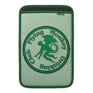 Flying Monkey Drinking Club MacBook Air Sleeve