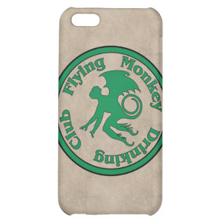 Flying Monkey Drinking Club Cover For iPhone 5C