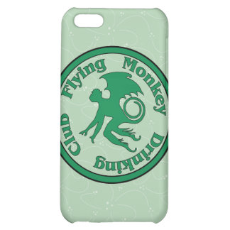 Flying Monkey Drinking Club Case For iPhone 5C
