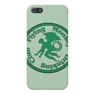 Flying Monkey Drinking Club Cover For iPhone 5