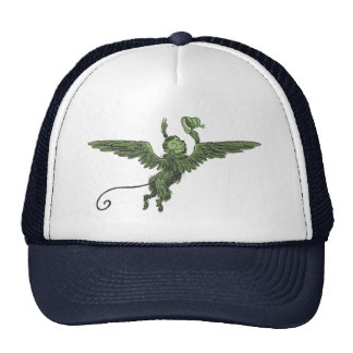 Flying Monkey, Wizard of Oz Cap