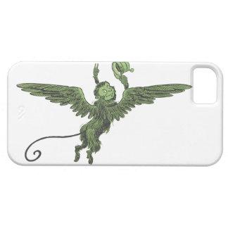 Flying Monkey, Wizard of Oz iPhone 5 Case