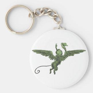 Flying Monkey Wizard of Oz Keychain