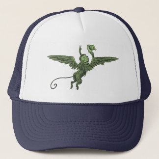 Flying Monkey, Wizard of Oz Trucker Hat
