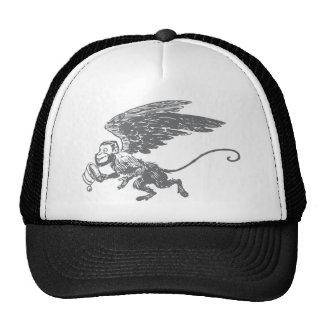 Flying Monkeys Fairy Tale Fantasy Creature Cap