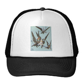Flying Monkeys Hats
