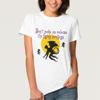 Flying Monkeys Tshirt