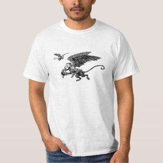 flying Monkeys! Wizard of OZ Monkey shirt