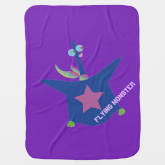 Flying Monster Buggy Blankets