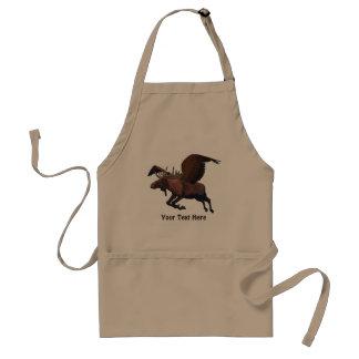 Flying Moose Standard Apron