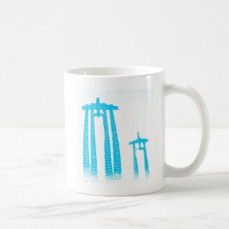 flying coffee mugs