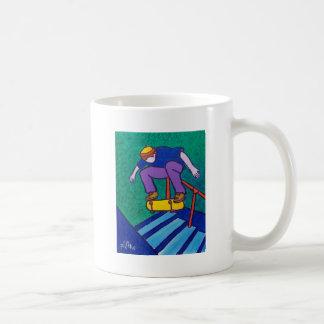 Flying Basic White Mug