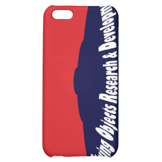 Flying Objects Research and Development Flagship iPhone 5C Cover