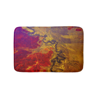 Flying over Aus Bath Mat