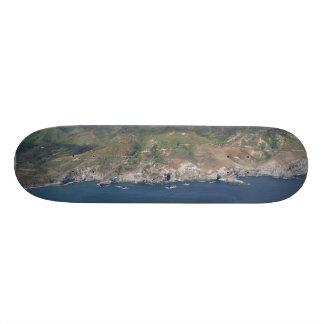 Flying over Hawaii Skateboard