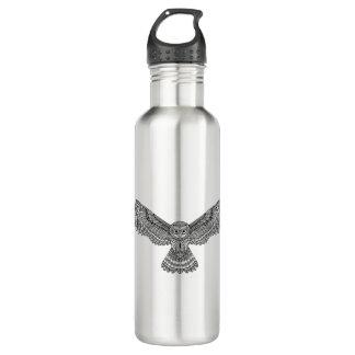 Flying Owl Zendoodle 710 Ml Water Bottle