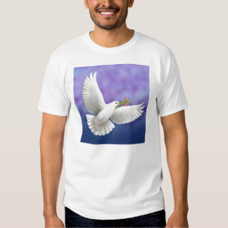 Flying Peace Dove T-Shirt