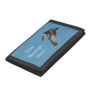 Flying Pelican 17 Tri-fold Wallet