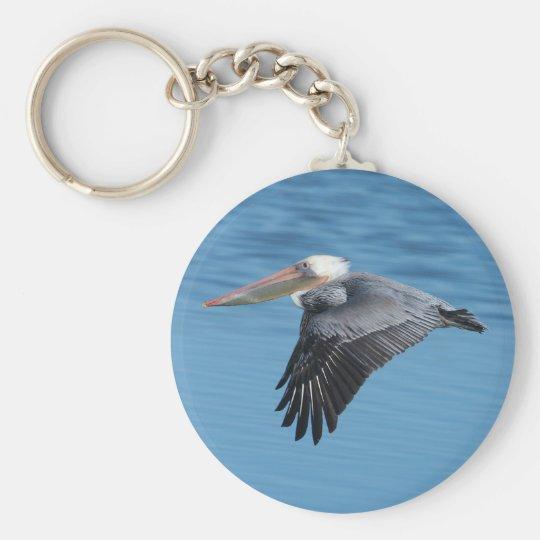Flying Pelican 7 Keychain