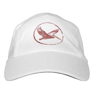 Flying Pelican by EKLEKTIX Hat