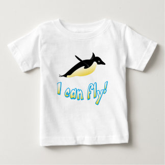 Flying penguin baby T-Shirt