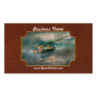 Flying Pig - Acts of a pig Business Card Template