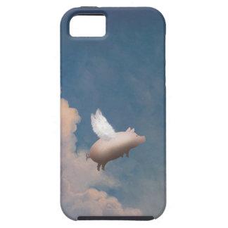 flying pig Custom iPhone 5 case