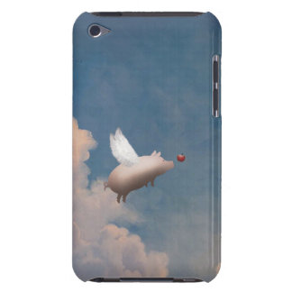 flying pig Custom iPod Touch Case