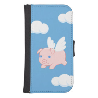 Flying Pig - Cute Piglet with Wings