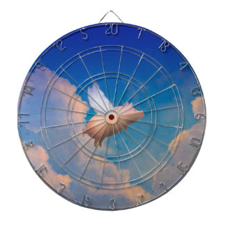 flying pig dartboard