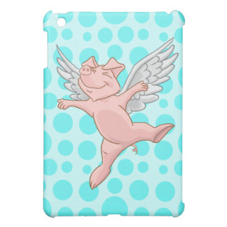 Flying Pig iPad Mini Cover