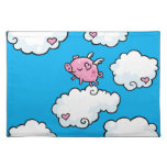 Flying Pig Placemat