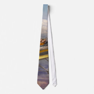 Flying Pig - Plane -The joy ride Tie