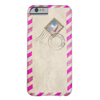 flying pig postage iphone case barely there iPhone 6 case