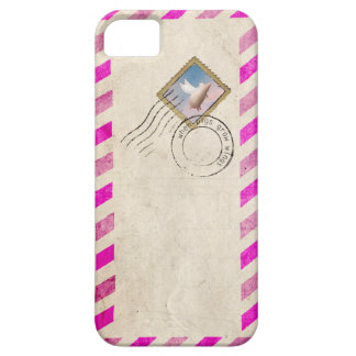 flying pig postage iphone case iPhone 5 cover