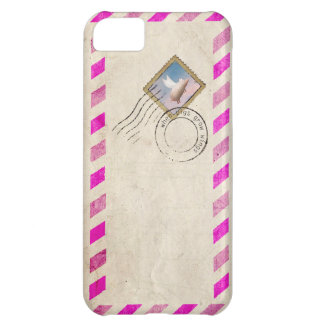 flying pig postage iphone case iPhone 5C case