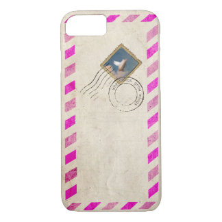 flying pig stamp iPhone 7 case