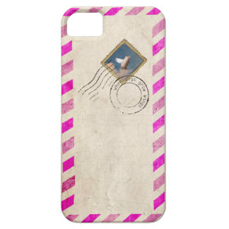 flying pig stamp iphone case