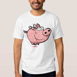 Flying Pig Tee Shirt