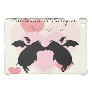 Flying piggies iPad mini covers