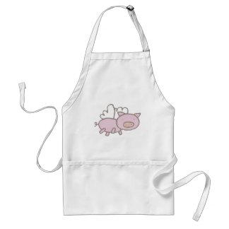 Flying Piggy Standard Apron