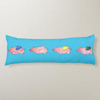 Flying Pigs Cushion