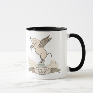 Flying Pigs Squad Mug