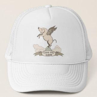 Flying Pigs Squad Trucker Hat